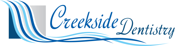 Creekside Dentistry Mobile Logo